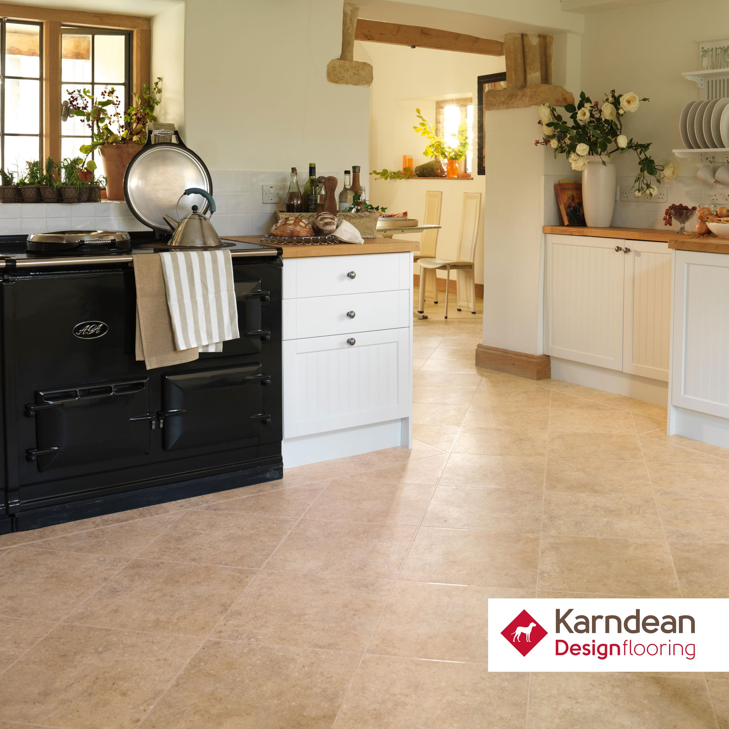 Karndean, the luxurious alternative to laminate, wooden, and ceramic flooring